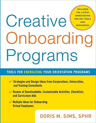 Creative Onboarding Programs By Sims, Doris